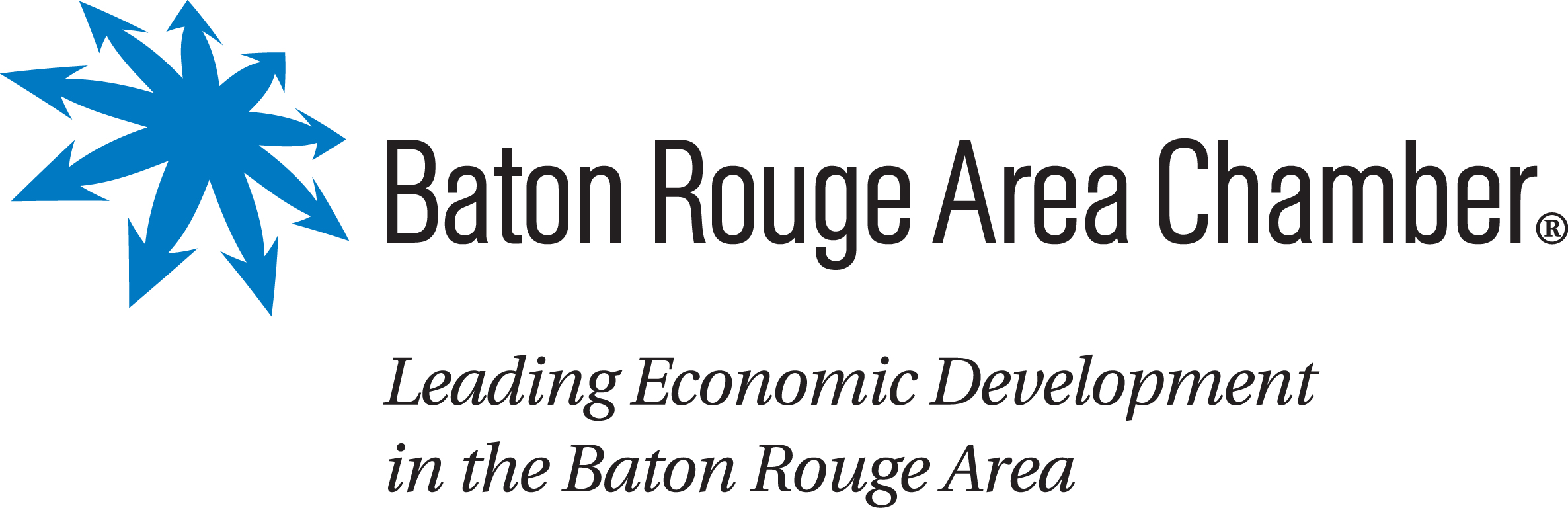 Baton Rouge Chamber of Commerce logo