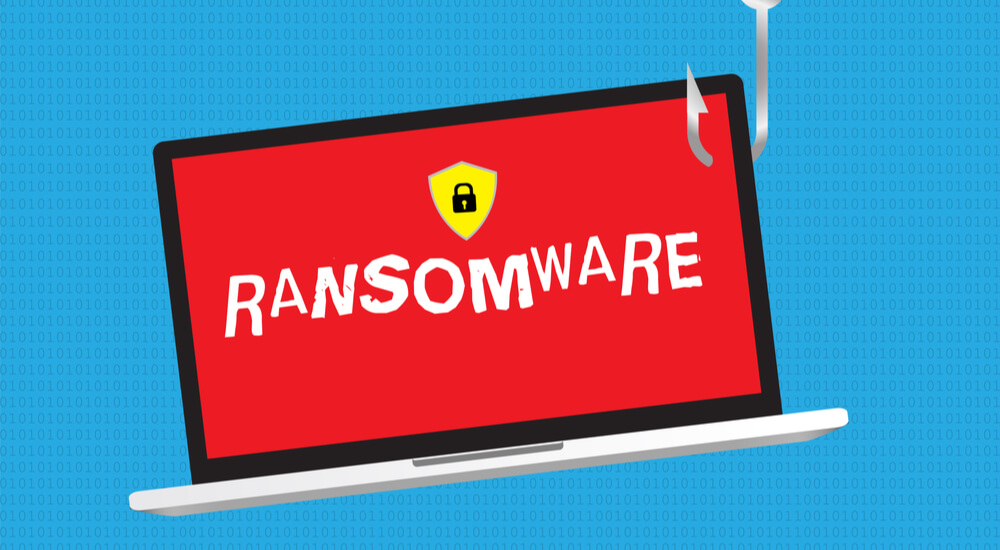 Ransomware 101...by Bernard Mott photo